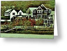 South Terrace Greeting Card