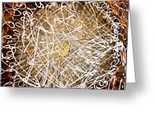 The Eternal Circle Greeting Card