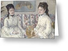 The Sisters Greeting Card