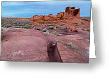 Wupatki National Monument Greeting Card