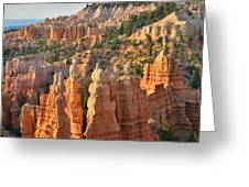 Fairyland Canyon Greeting Card