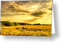 Art Nature Greeting Card