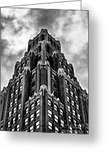 519 8th Avenue, Midtown New York Greeting Card