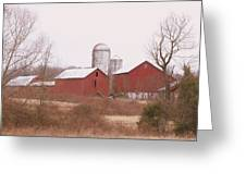 519 Farm Greeting Card