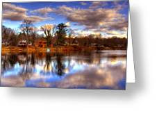 Landscape R Us Greeting Card