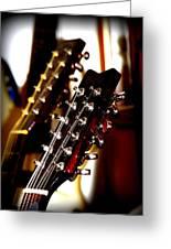 5796-001 Washburn - Guitar Greeting Card