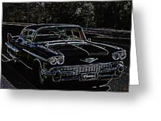 58 Fleetwood Greeting Card