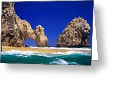 Landscape Images Greeting Card