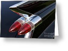 '59 Cadillac Greeting Card