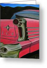 59 Olds Greeting Card