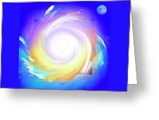 5d Activation Portal Greeting Card