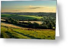 Az Landscape Greeting Card