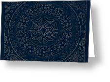 Circle Greeting Card