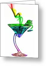 Cocktails Collection Greeting Card