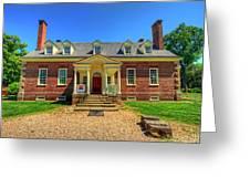 George Mason's Gunston Hall Greeting Card