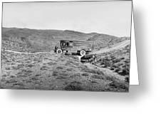 Goodyear Wingfoot Express Greeting Card