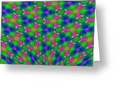 Kaleidoscope 6 Greeting Card