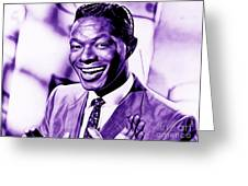 Nat King Cole Collection Greeting Card