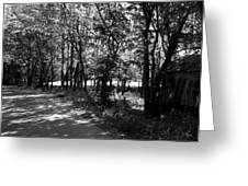 Natchez Trail Greeting Card