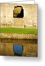 Nunney Castle Greeting Card