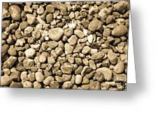 Pebbles 4 Greeting Card