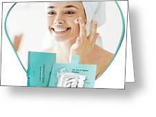 Prima Lift Skin Greeting Card