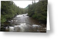 Sainte-anne River, Quebec Greeting Card