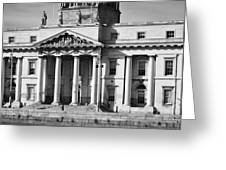 The Customs House Greeting Card
