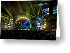 The Grateful Dead At Soldier Field Fare Thee Well Tour Greeting Card