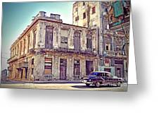 Havana, Cuba Greeting Card