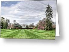 Washington Dc Usa Greeting Card