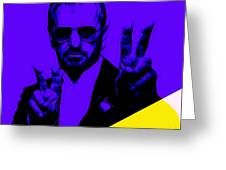 Ringo Starr Collection Greeting Card