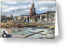 Union University Jackson Tennessee 7 02 P M Greeting Card