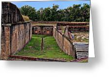 Advanced Redoubt Greeting Card