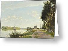 Argenteuil Greeting Card