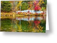 Autumn Season In Killarney Greeting Card