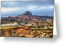 Cappadocia - Turkey Greeting Card