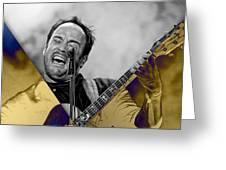 Dave Matthews Collection Greeting Card