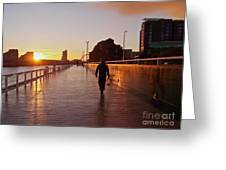 Glasgow, Scotland Greeting Card