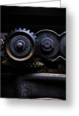 Industrial #05. Color. Greeting Card