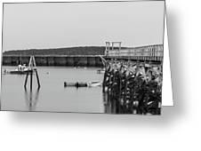 Jonesport, Maine Greeting Card