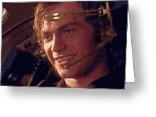 Movies Star Wars Art Greeting Card