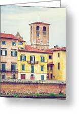 Pisa Italy Greeting Card