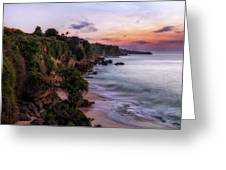 Tegal Wangi - Bali Greeting Card