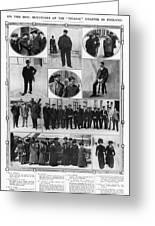 Titanic: Survivors, 1912 Greeting Card