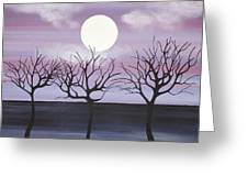 Tree Love Greeting Card