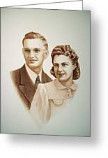 70 Years Together Greeting Card