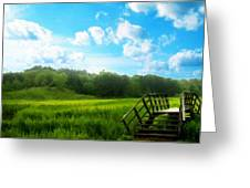 Landscape Pics Greeting Card