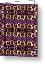 72 Grasshoppers Greeting Card