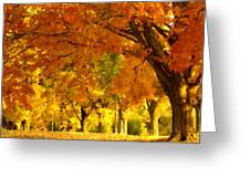 Landscape Pics Greeting Card